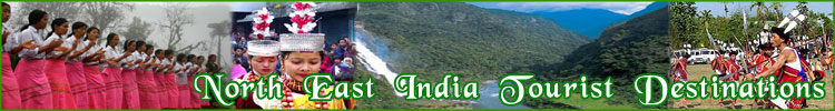 North East India Tourist Destinations
