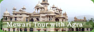 Mewari Tour with Agra