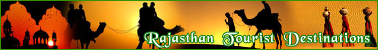 Rajasthan Tourist Destinations